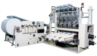 Tissue machine --Paper Napkin Converting Machine