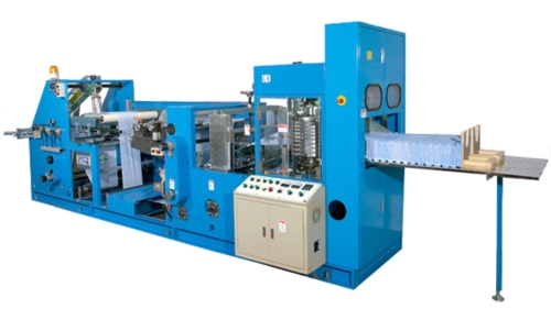 Tissue paper machine-Paper Napkin Making Machine