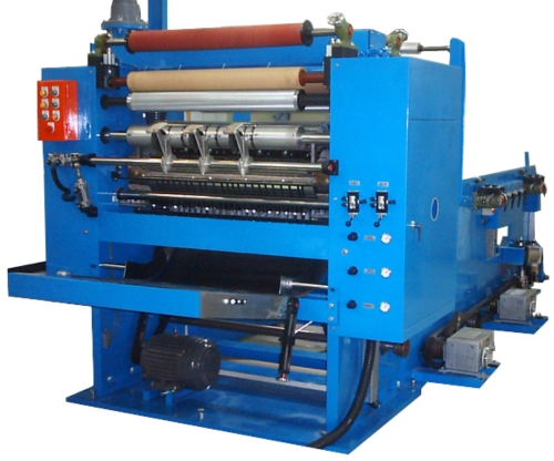 Tissue paper machine-V-Fold Hand Towel/Facial Tissue Converting Machine