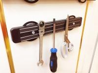 磁性工具掛物架