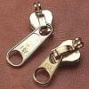 Keyhole Zipper Sliders