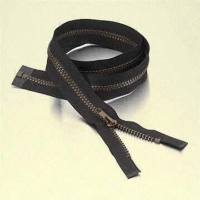 No. 5 Anti-Brass Plastic Zipper