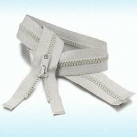 No. 8 Plastic Zipper