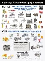 各类饮料果汁包装整厂设备