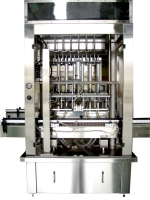 Linear Type Filling Machine