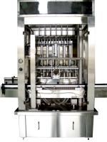 直线式液体充填机