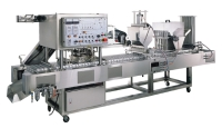 Jelly Filling and Sealing Machine