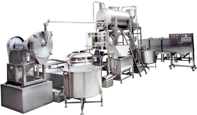 豆浆制造生产设备