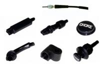 機車導線塑膠零件,機車導線
