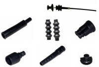 Control Cable Parts, Motorcycle control cable plastic parts