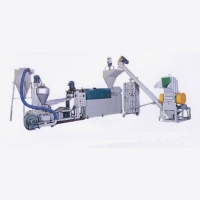 Plastic Recycling & Pelletizing Machines