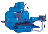Bed type CNC milling machine