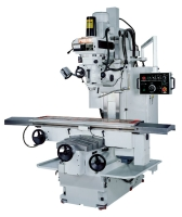 Bed type milling machine