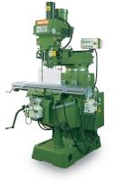 Turret type milling machine