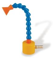 Adjustable coolant hoses/ High pressure adjustable nozzle