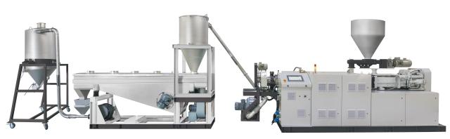 PVC制粒生产线