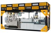 Multi-Function Laboratory Pelletizing Compounding System