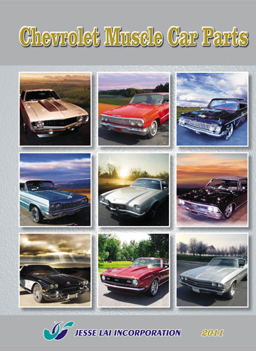 Chevrolet Muscle Car Parts