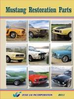 Mustang古董車零件