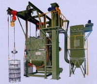 Cens.com Rail Hanging Shot Blasting M/C FU SHIN MACHINES CO., LTD.