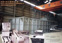 Auto Car Carriage Tempering & Annealing Furnaces
