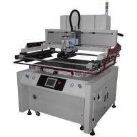 數控電動式平面網印機