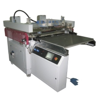 Four Post High Precision Screen Printer