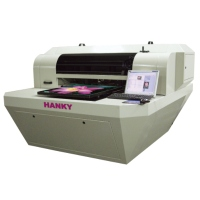 Flat Bed Digital UV Inkjet Printer