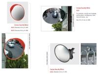 Convex Security Mirror