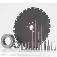 Precision tunsten carbide parts