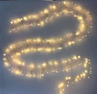 低壓銅線燈LED鞭炮燈