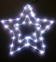 MICRO LED FIGURE LIGHT IN STARS DESIGN