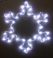 MICRO LED FIGURE LIGHT IN SNOWFLAKE DESIGN