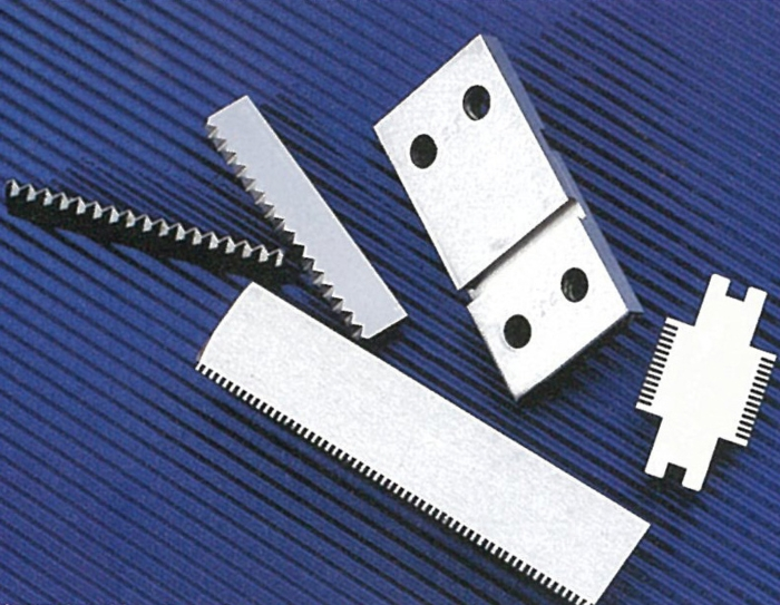 Cutters for confectionery packers