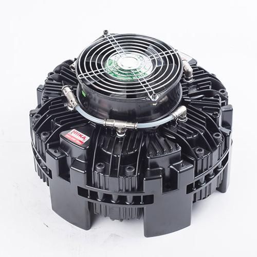 Fan-cool Pneumatic roll stand brake
