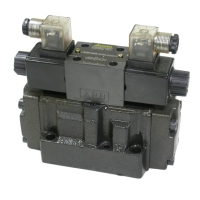 Solenoid Operated Hydraulic Pilot Directional Valve