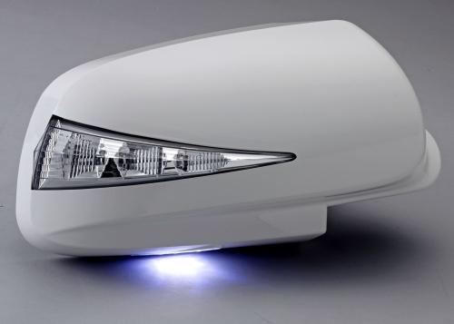 LED後視鏡外殼-NISSAN 日產