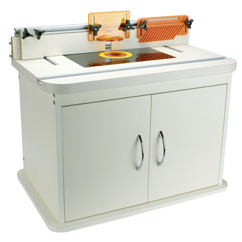 Desk Top Cabinet Router Table