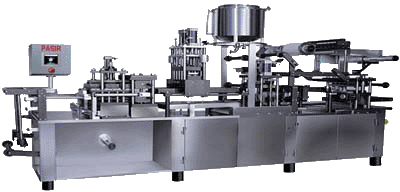 Automatic Packaging Machine Portion Cam-motion Form Fill Seal Packaging