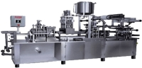 Cens.com Automatic Packaging Machine Portion Cam-motion Form Fill Seal Packaging PICK FOOD & MACHINERY CORPORATION
