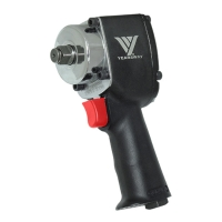 "1/2""DR. Micro Mini Air Impact Wrench"