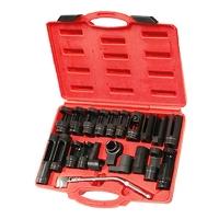 21pcs Oxygen Sensor Special Socket Set