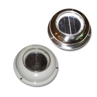 Solar-powered Roof Vents & Low Vents