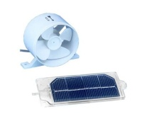 Solar Fridge Fan, Battery Module