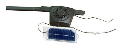 分離式太陽能車廂空氣散熱器(排風扇)