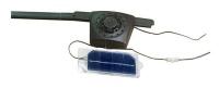 Remote Array Solar Car Vent