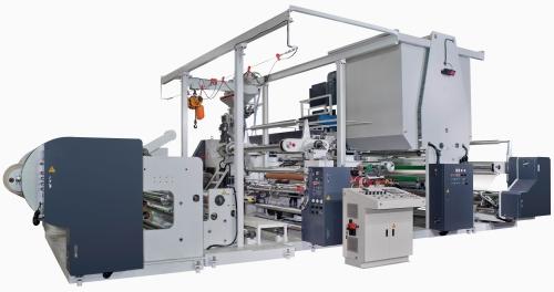 COEXTRUSION COATING LAMINATION MACHINE