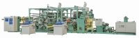 EXTRUSION COATING AND LAMINATION MACHINE