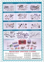 Cens.com fasteners MASTER UNITED CORP.