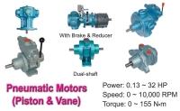 Pneumatic Motors